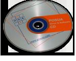 CD с программным обеспечением