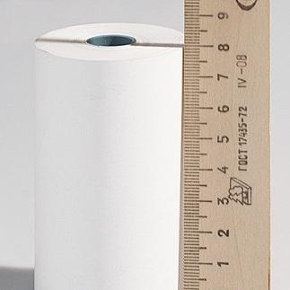 сколько метров в рулоне чековой ленты