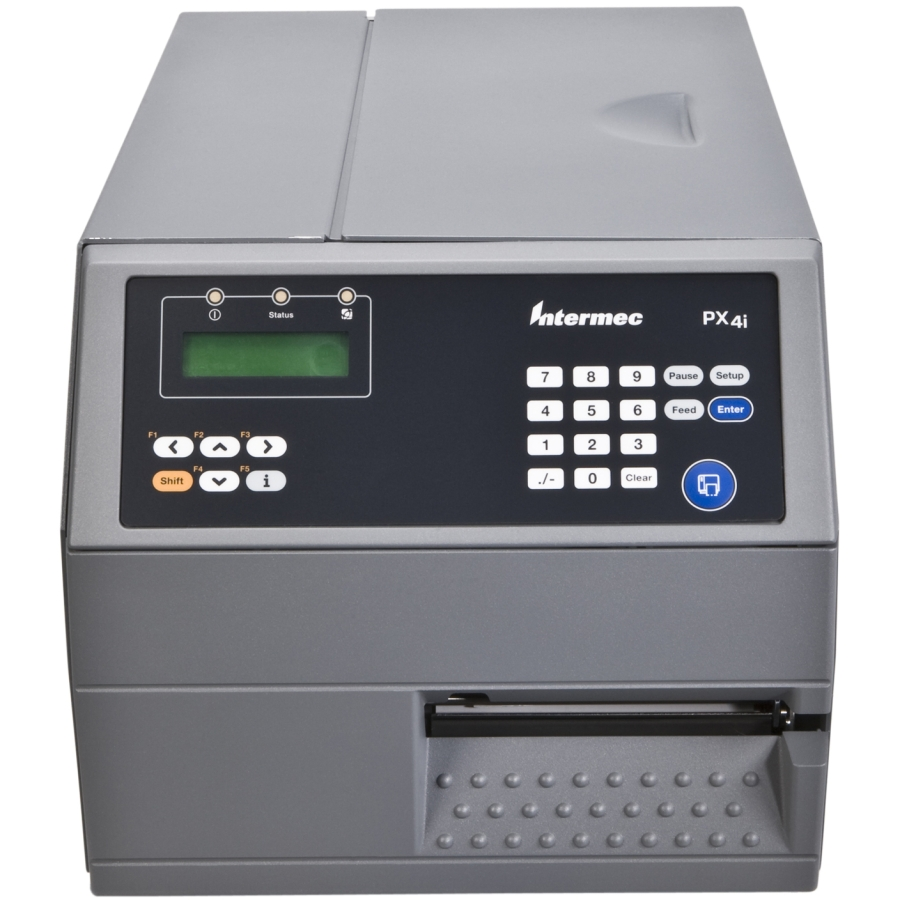 paper fault intermec pm4i Intermec pm4d010000000020 the easycoder pm4i is an industrial printer designed to excel in demanding 2 x 4 thermal transfer paper label 1450 labels.